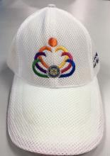Cap With Embroidered Design/Logo